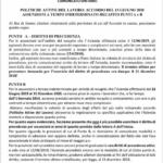 Stabilizzazioni CTD – Chiarimenti sui punti A e B dell'accordo politiche attive del 13.6.2018