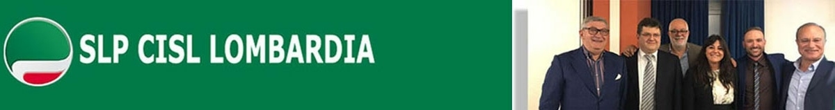 SLP CISL LOMBARDIA Logo